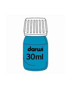 Darwi Ink 30 ml Turquoise DA1500030280_small