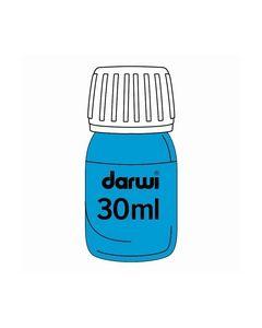 Darwi Ink 30 ml Cobalt Blue DA1500030216_small