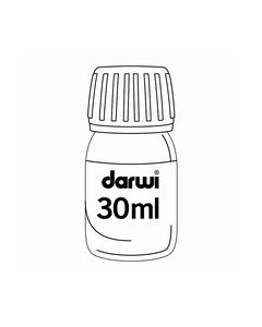 Darwi Ink 30 ml White DA1500030010_small