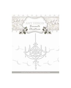 Amy Design Die Brocante Christmas Chandelier ADD10034_small