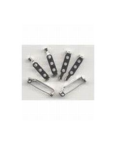 Brooch pinArtikelnummer:11808-1121 25mm Platinum 6pcs bag_small
