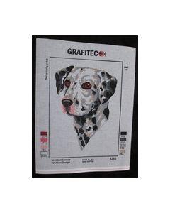 Voorbedrukt Stramien 22x36 cm Dalmatier 6282_small
