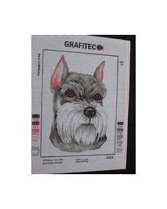 Voorbedrukt Stramien 22x36 cm Terrier 6283