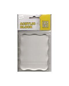 Acrylic Block 7x9 cm code 8717825166799_small