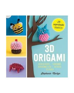 3D Origami Stephanie Martyn 9789043918756_small