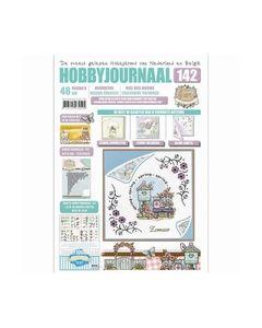 Hobbyjournaal 142 met gratis knipvel_small