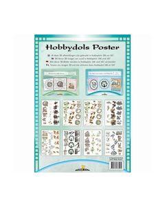 Hobbydols Poster 186 en 187 code 8718715035010_small