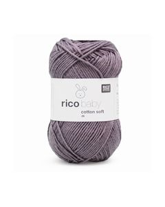 RICO BABY COTTON SOFT DK 48 MAUVE 383978.048_small