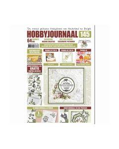Hobbyjournaal 145 met gratsis knivel_small