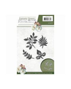 Die Precious Marieke Fantastic Flowers Leaves8718715036857_small