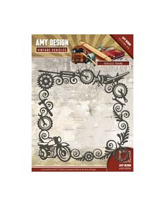 Die Amy Design Vintage Vehicles Vehicle Frame ADD10094_small