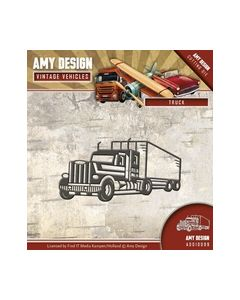 Die - Amy Design - Vintage Vehicles - Truck ADD10099_small