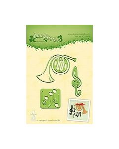 Lea'bilities snij embossing mal Horn 450805_small