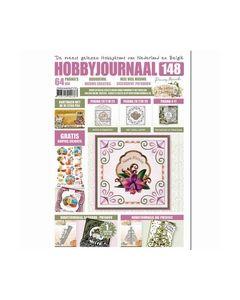 Hobbyjournaal 148 met gratis knipvel_small