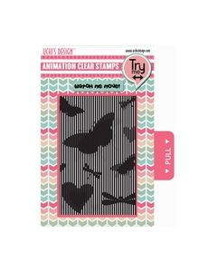 Uchi's Design Animation Clear Stamp Butterflies (AS4)8192590_small