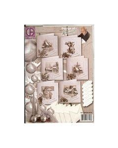Creatief art Staf Wesenbeek SWK85-0019 Kerst5_small