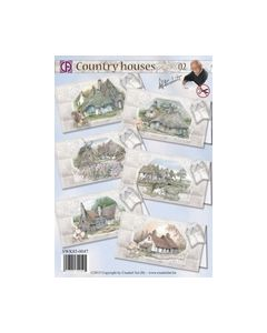 Country Houses 02 creatief art SWK85-0047_small