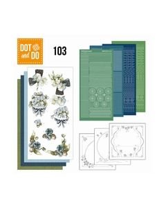Dot and Do 103 - Fantastic flowers 8718715036932_small