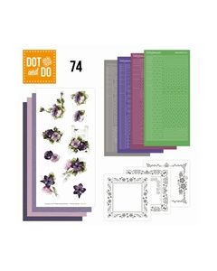 Dot and Do 74 - Purple Flowers 8718715023314_small