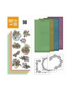 Dot and Do 98 - Voorjaarsboeketjes 8718715033696_small