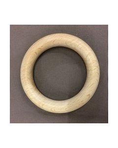 Houten ring 85x12 mm blank 8600735geschikt als baby bijtring_small