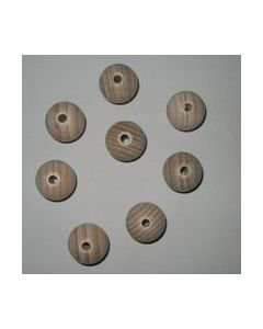 25 st blank houten kralen 25 mm art.nr 444025_small
