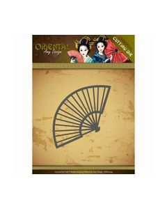 Die-Amy design Cutting Die Chinese Fan ADD10145_small