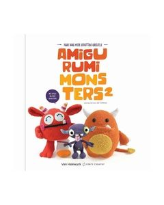 Boek Amigurumi monsters 2   9789461318503_small