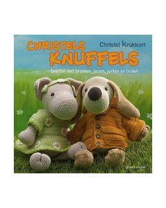 Boek Christels knuffels 2 Haken 9789462502079_small