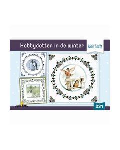 Hobbydols 231 Hobbydotten in de winter - Aline Smits