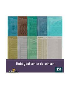 Stickerset Hobbydols 231 87187150474886