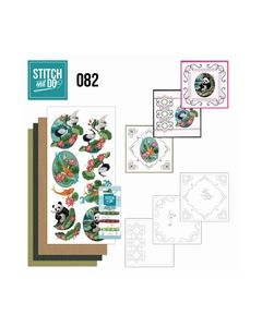 Stitch and Do 82 - Oriental  8718715045873_small