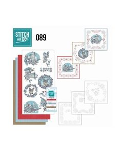 Stitch and Do 89 - Christmas Dreams 8718715045941_small