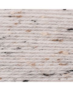 Basic super Big Tweed Rico Design 383077 kleur 001 -74%Acryl/20% wol/6%Viscose brei-haak naald 5