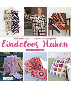 Eindeloos haken met meer dan 20 nieuwe haakprojecten Marianne Dekkers -Roos 978-605-5647-98-8