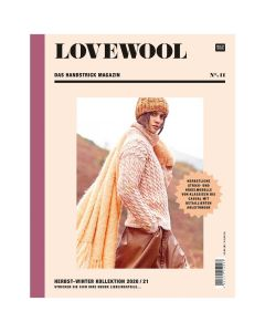 Lovewool Het brei-Magazine no.11 De herfst-winter collectie 2020/21 978396062681